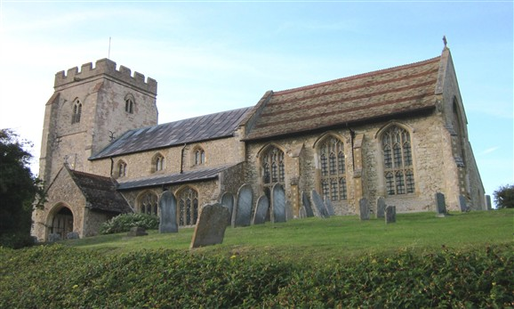 Photo:St Andrew's Church, September 2012